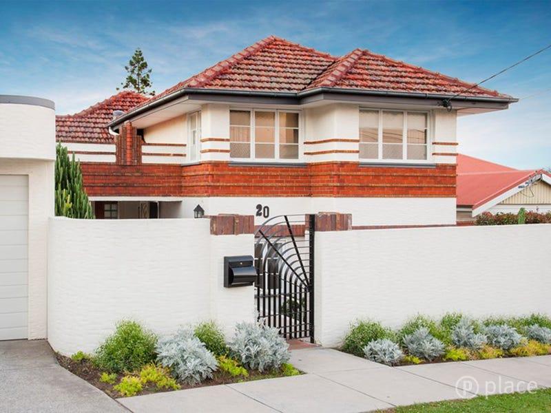 20 Prospect Terrace, Kelvin Grove, Qld 4059