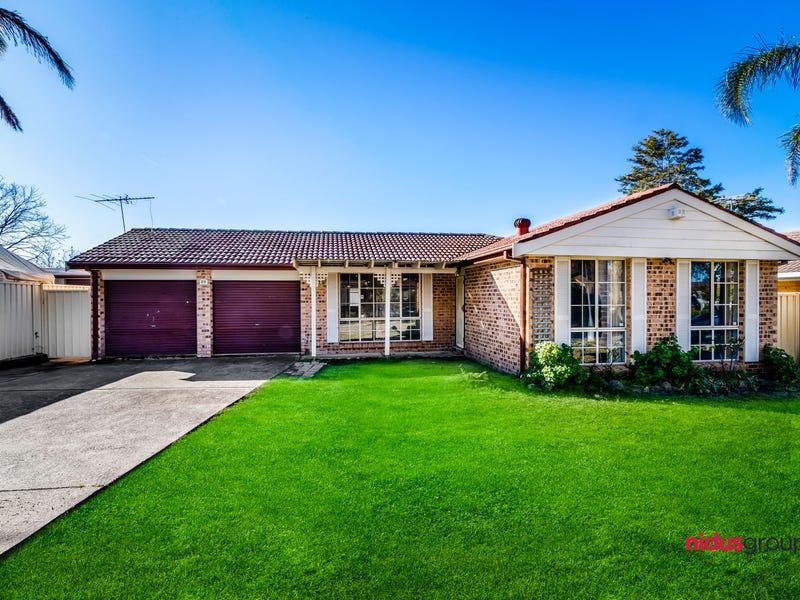 20 Tabitha Place, Plumpton, NSW 2761