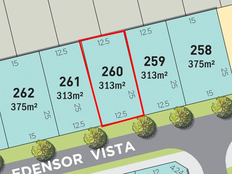 Lot 260, 260 Edensor Vista, Baldivis