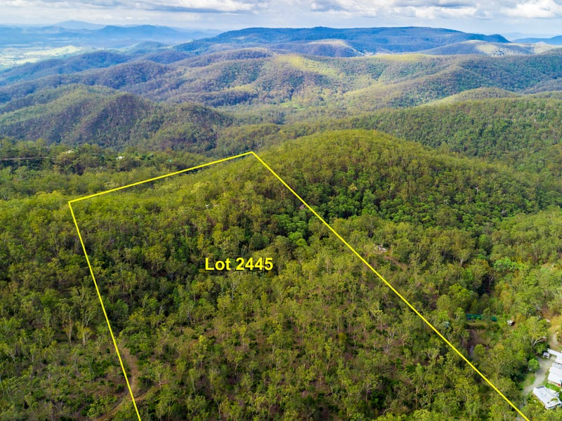 Lot 2445 Mount Coora Road, Black Snake, Qld 4600