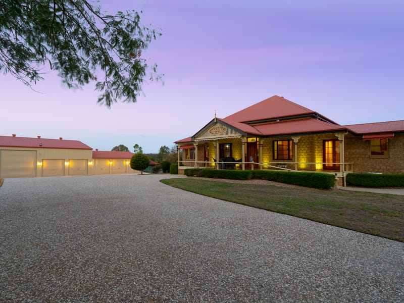 19 Old Kalbar Road, Kalbar, Qld 4309
