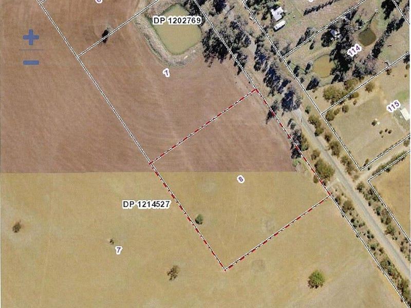 "Lot 8 ""Westbrook"" Sub Division Coolamon Rd, Coolamon, NSW 2701"