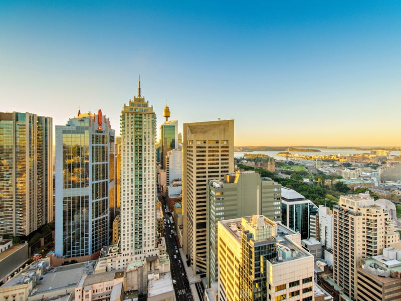 5603B/393 Pitt street, Sydney