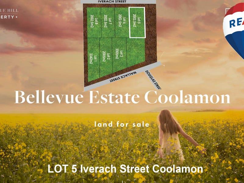 Lot 5 Iverach Street, Coolamon, NSW 2701