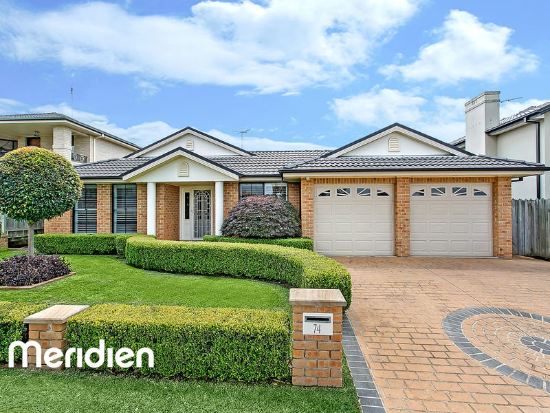 74 Milford Drive, Rouse Hill