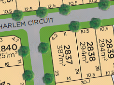 Lot 2838, Harlem Circuit, Point Cook