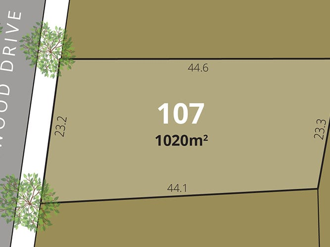Lot 107, Forestwood Drive, Glenmore Park