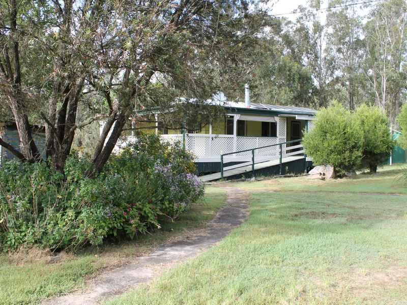 184 FRANKS ROAD, Taromeo, Qld 4314