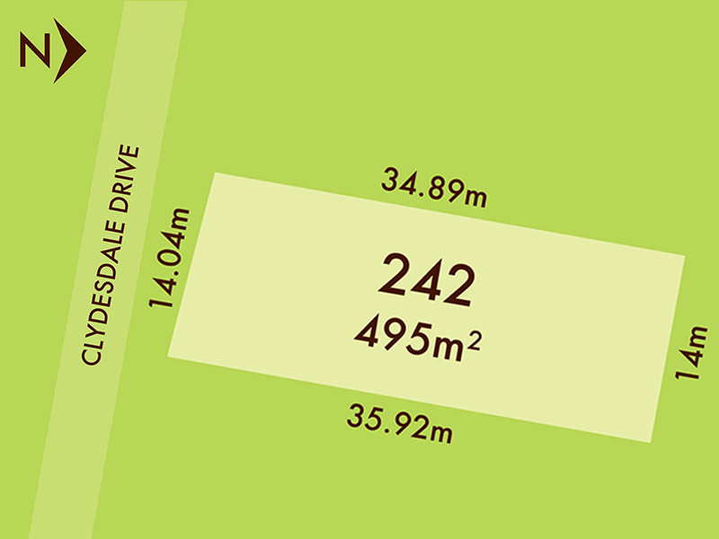 Lot 242, 16 Clydesdale Drive, Bonshaw