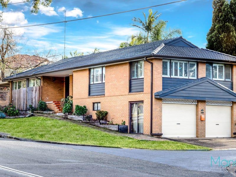 2 Mulheron Avenue, Baulkham Hills, NSW 2153