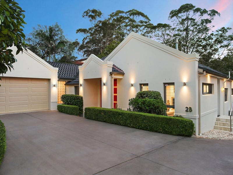2B Russell Avenue, Wahroonga