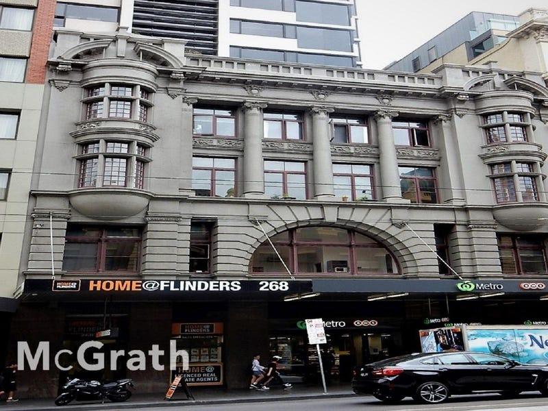 320B 268 Flinders Street, Melbourne