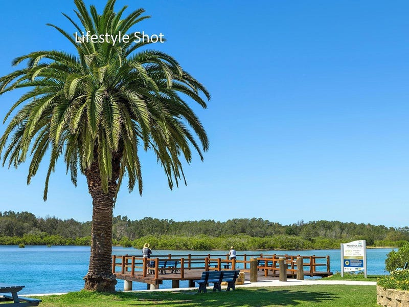 Proposed Lot 105 being part of Lot 135 Forest Road, Nambucca Heads