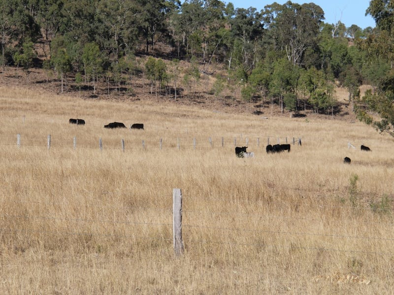 Lot 43 Wengenville Glencliffe rd, Wengenville, Qld 4615
