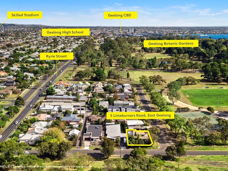 5 Limeburners Road, East Geelong