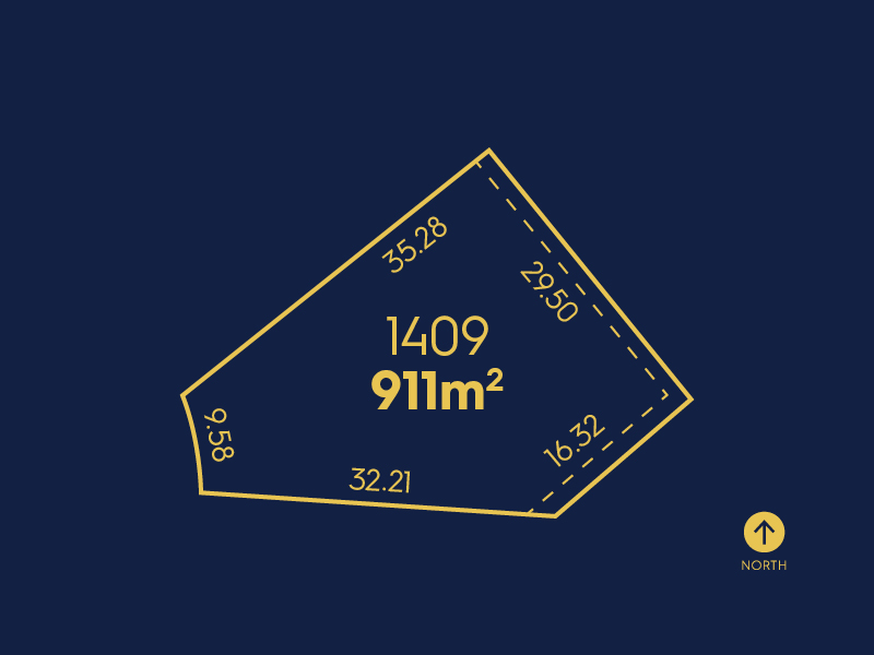 Lot 1409, 1880 Thompsons Road, Clyde North