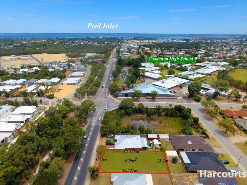 Coodanup, WA 6210 Sold Land Prices & Auction Results