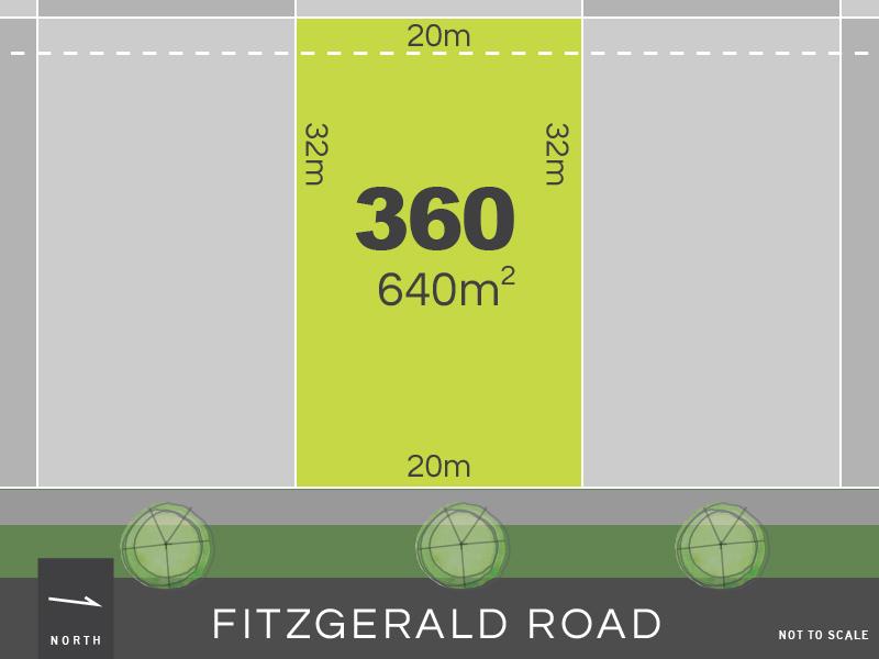 Lot 360, Fitzgerald Road, Huntly