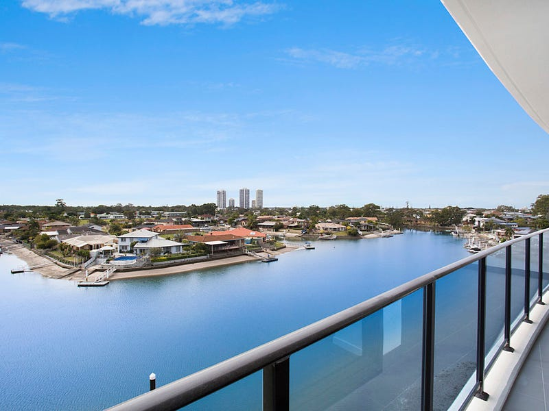 1404 5 'Waterpoint' Harbour Side Court, Biggera Waters