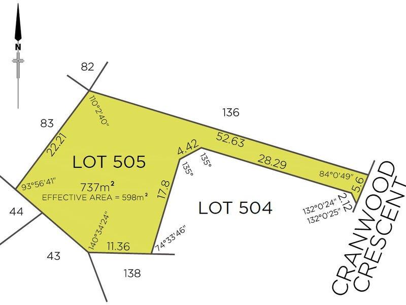Lot 505, 28 Cranwood Crescent, Viveash