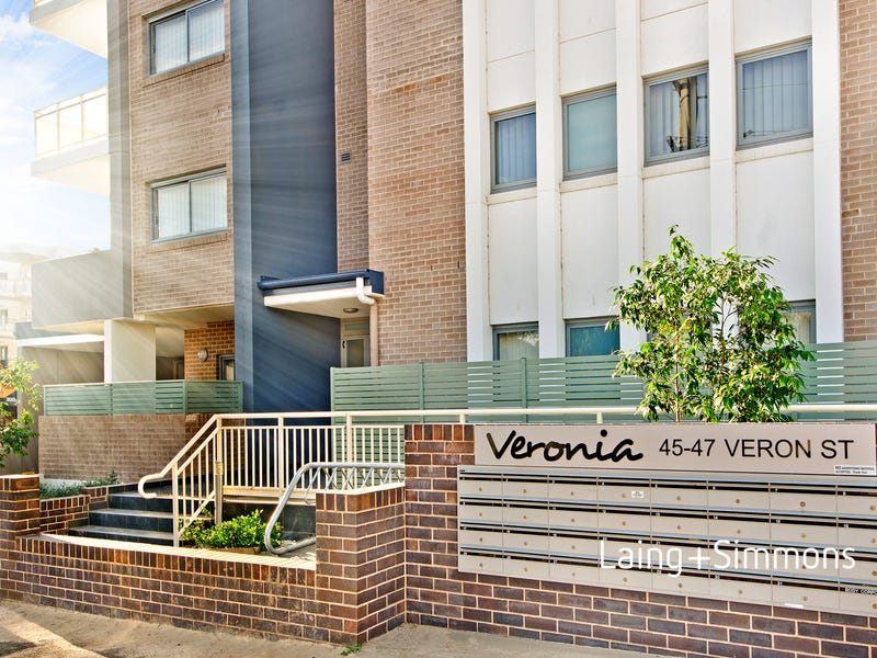 17/45-47 Veron Street, Wentworthville