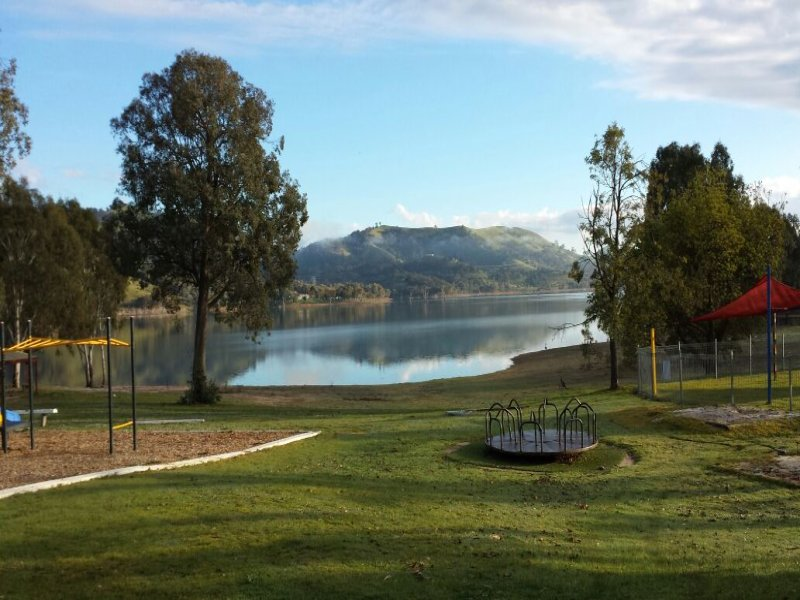 Cabin 163 Peppin Point Holiday Park, Bonnie Doon, Vic 3720