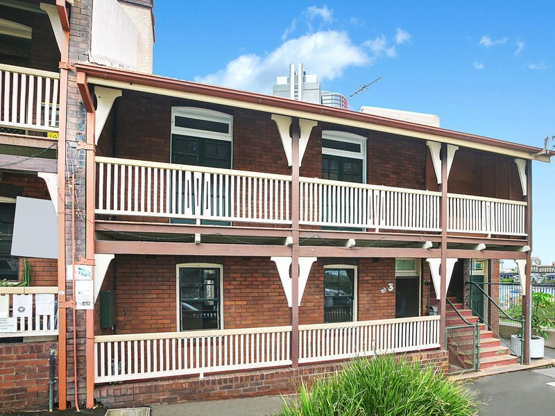 3 & 3A High Street, Millers Point