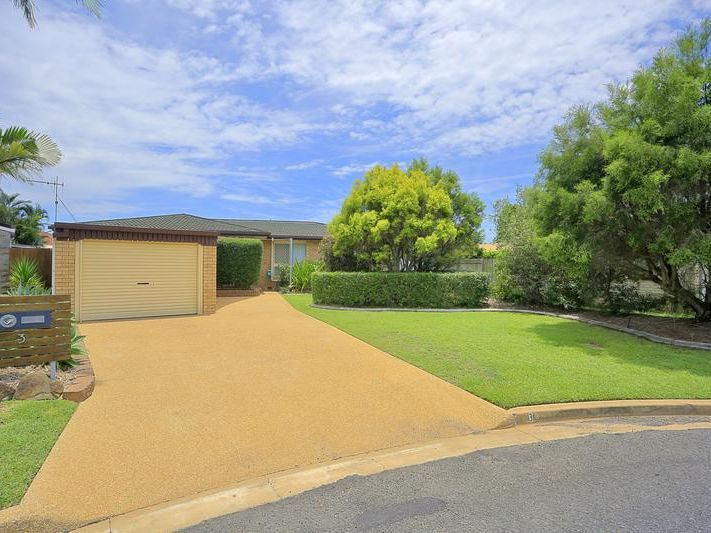 3 Cairnie Street, Avenell Heights, Qld 4670