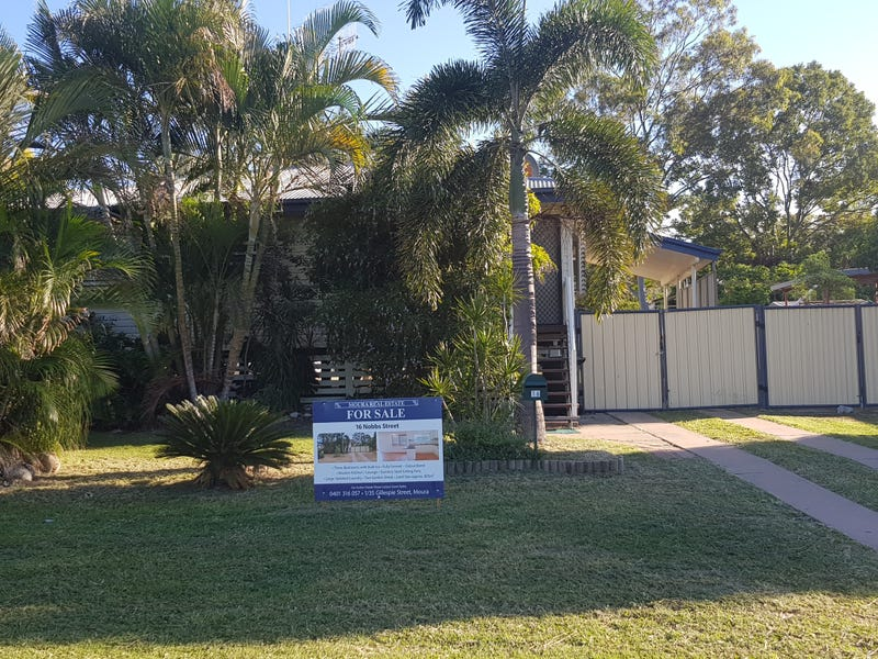 16 Nobbs St, Moura, Qld 4718
