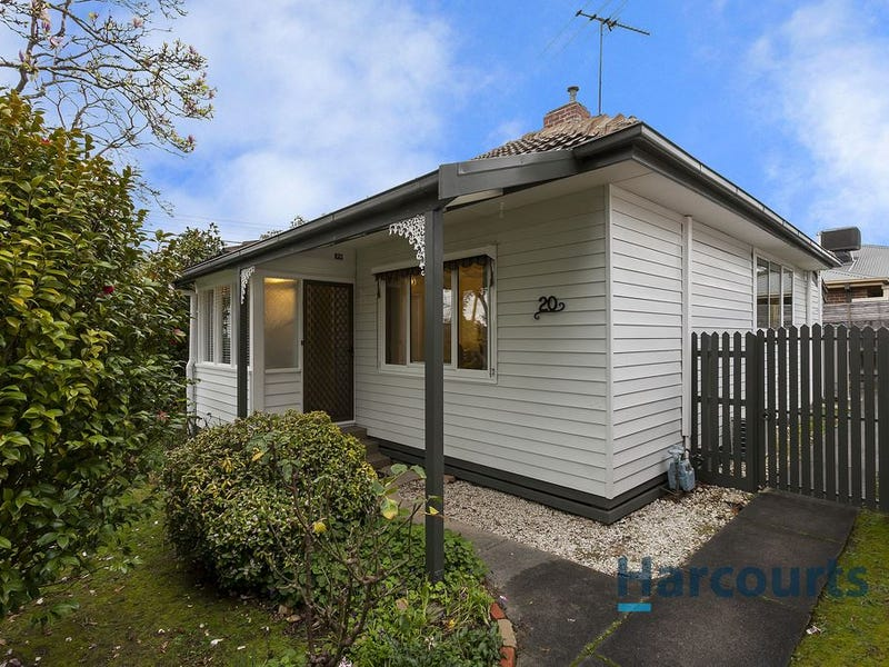20 Morcom Avenue Ringwood East Vic 3135 Property Details