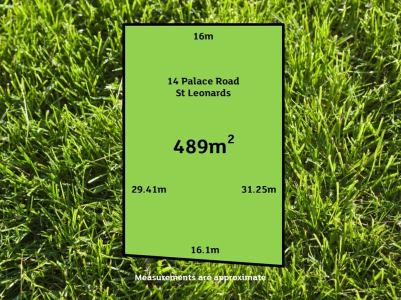 14 Palace Road, St Leonards, Vic 3223