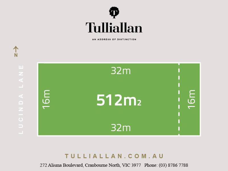 Lot 218, Lucinda Lane, Cranbourne North