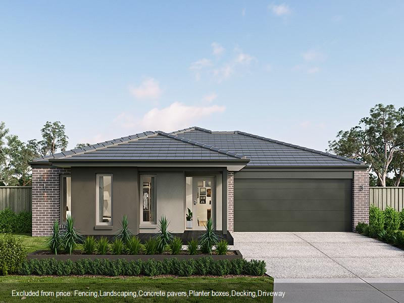 LOT 826 Langwarrin Crescent, Clyde North
