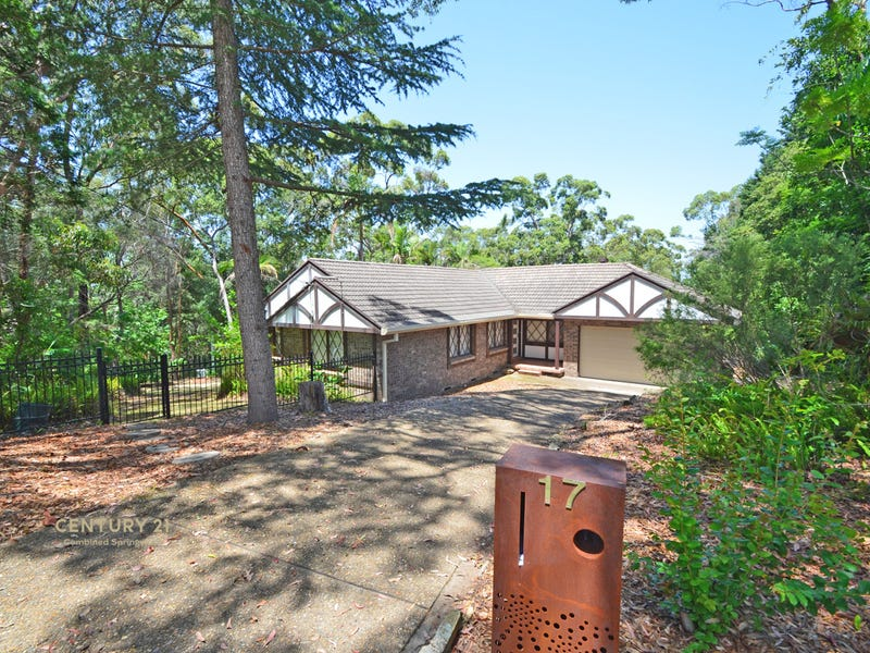 17 Edna Avenue, Springwood, NSW 2777