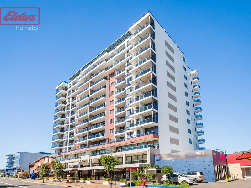 1406/90 George Street, Hornsby, NSW 2077
