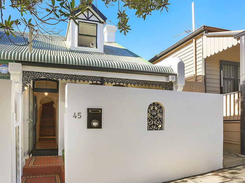45 Cambridge Street, Rozelle