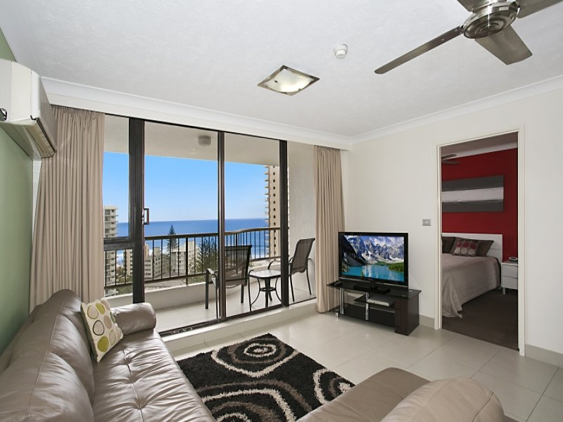 54 Alexander Apartments 2943 Gold Coast Highway Surfers Paradise Qld 4217
