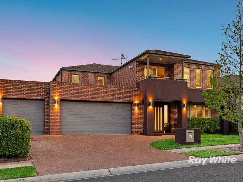 3 Woodside Avenue, Kellyville, NSW 2155