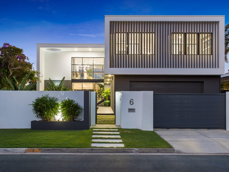 6 Rosemont Avenue, Broadbeach Waters, Qld 4218