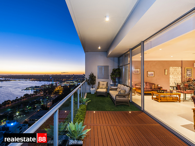 2801 237 adelaide terrace perth wa 6000 apartment for