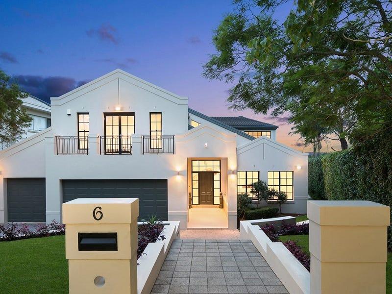 6 Whitmont Crescent, St Ives, NSW 2075