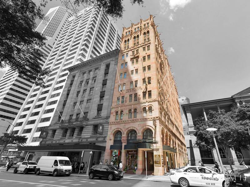 21/289 Queen Street, Brisbane City