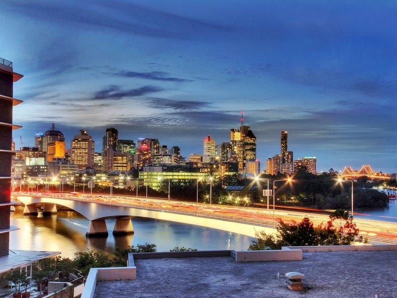 25/50 Lower River Terrace, South Brisbane, Qld 4101 ...