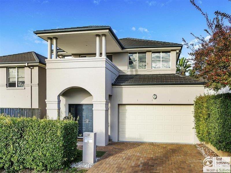 45 Linden Way Bella Vista Nsw 2153 Property Details