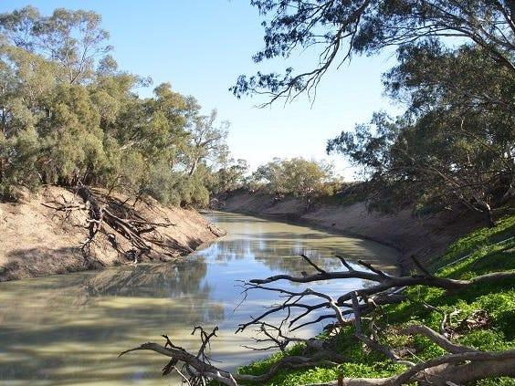 * Moorabin, Wilcannia, NSW 2836