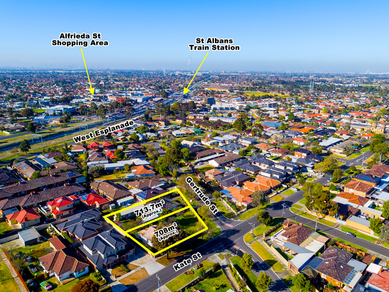 16 Gertrude Street and 16 Kate Street, St Albans