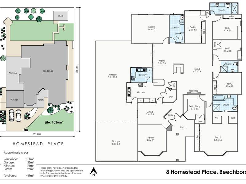 8 Homestead Place, Beechboro, WA 6063