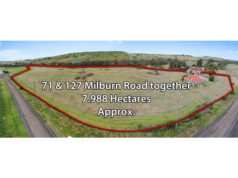 71 & 127 Milburn Road, Keilor