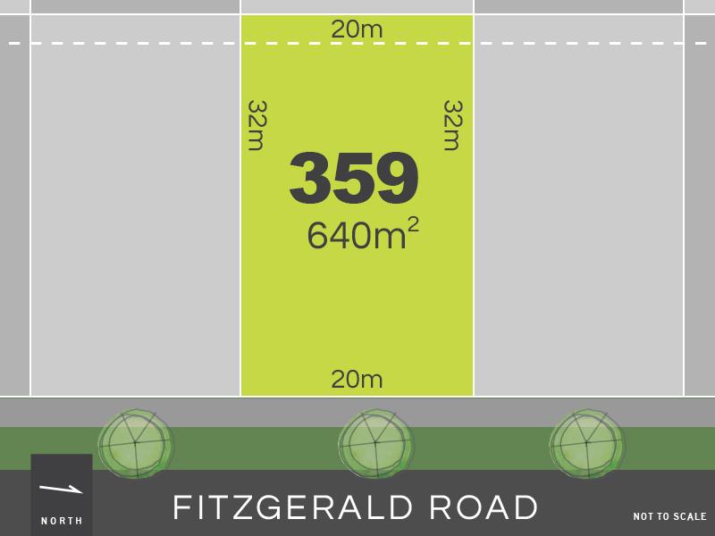Lot 359, Fitzgerald Road, Huntly