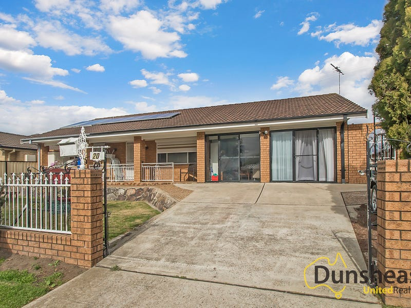 20 Fraser Street, Macquarie Fields